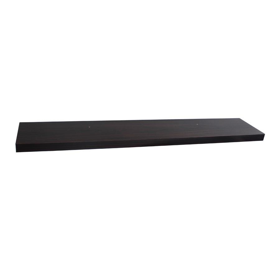 Chandra Wall Shelf 120 - Black - Mandaue Foam