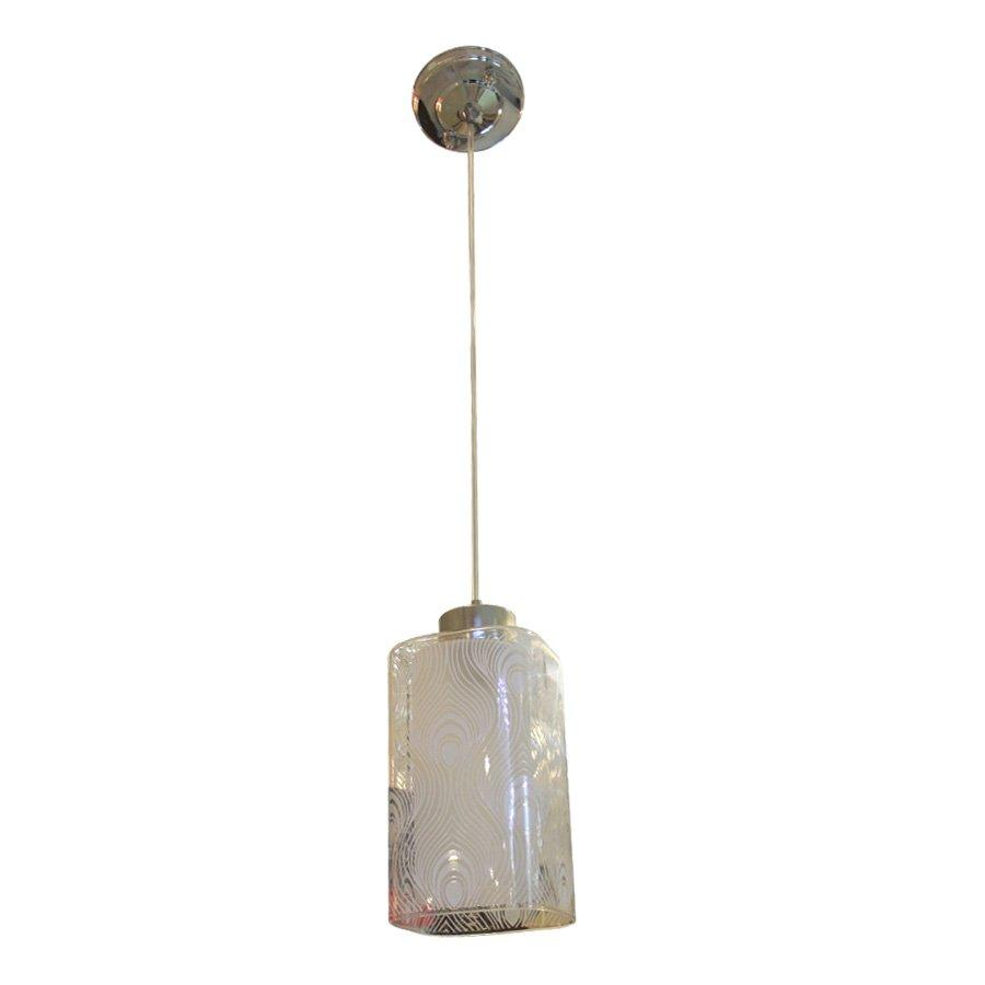 74517/1P Single Glass Pendant Lamp