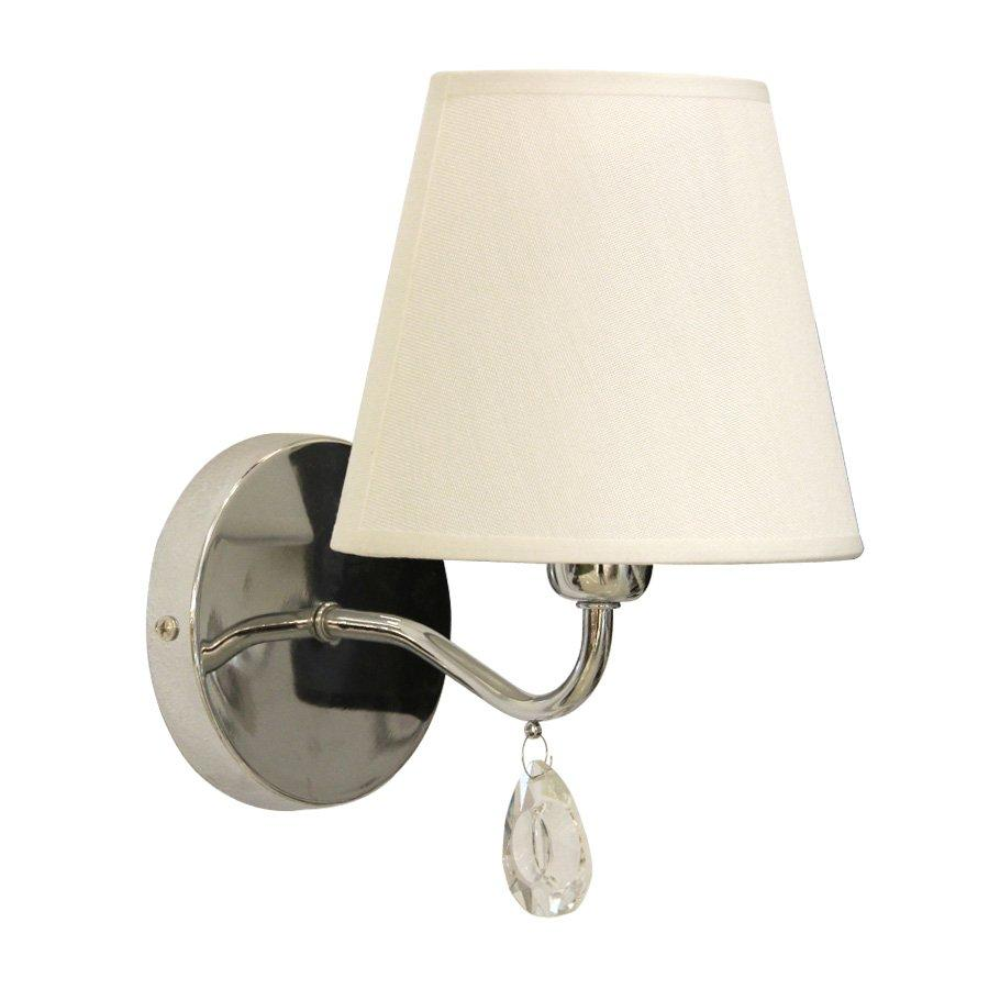 901-1W Fabric Shade Wall Lamp