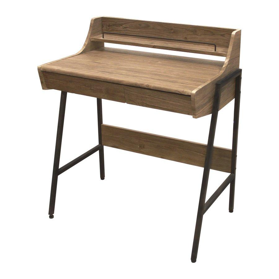 Westin Computer Desk - K04 Walnut