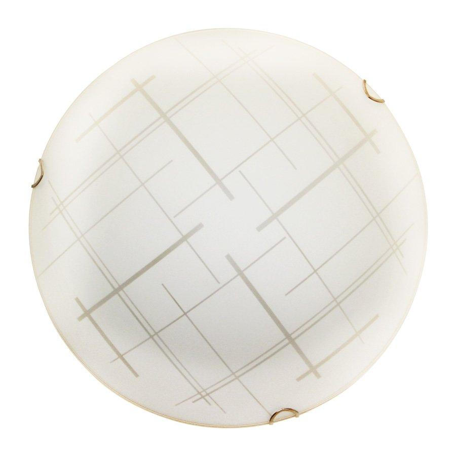 911/3L Big Crossing Line Ceiling Light - Mandaue Foam