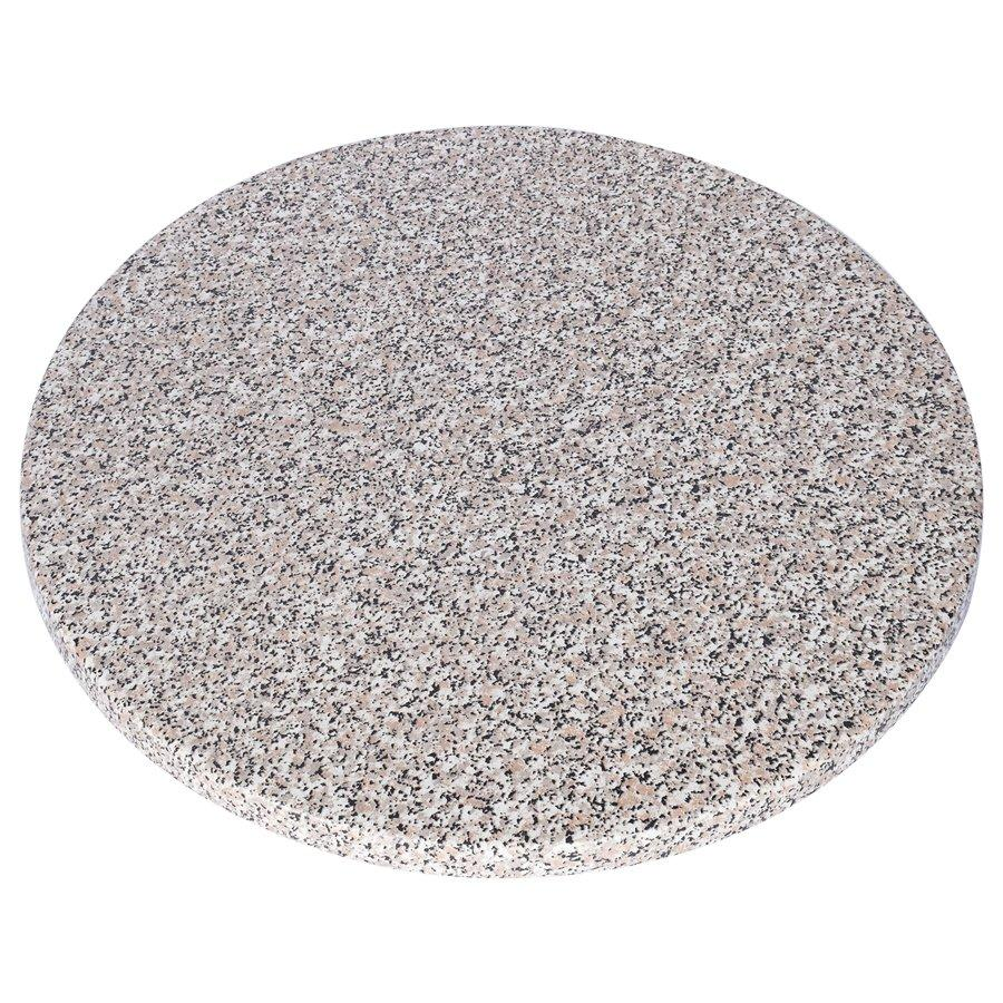 FT-TM004 CORRIE ROUND TABLE TOP- GRANITE