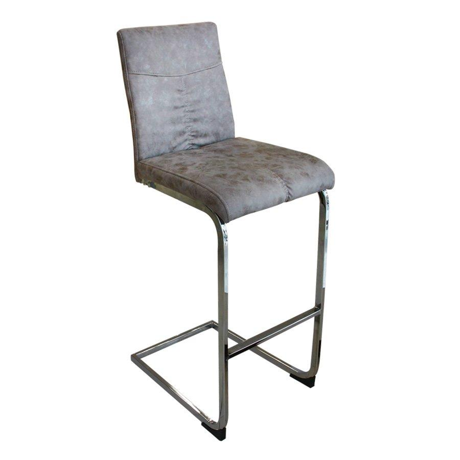 326B TIFFANY BAR CHAIR-BROWN
