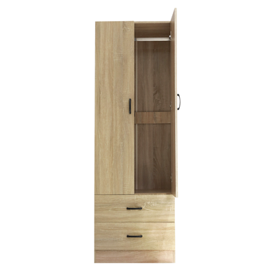 Calvin 2 Door Wardrobe