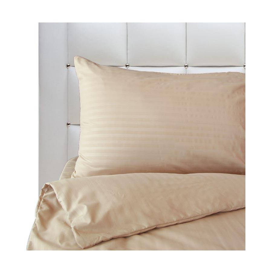 Linen M-2 Nougat Bedding Set