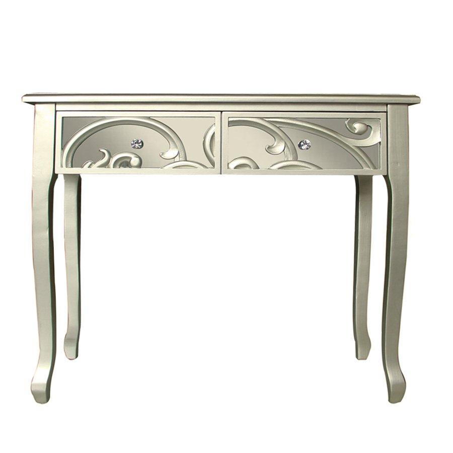 Julia Mirror Console Table