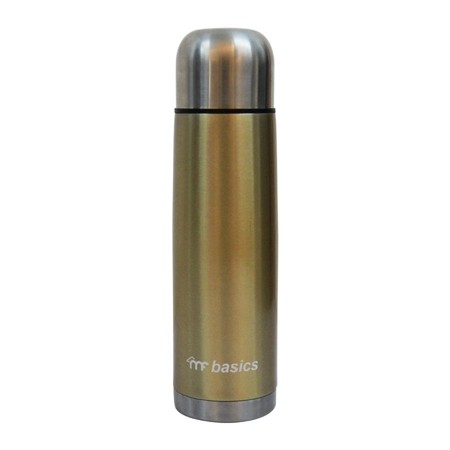 BES-559 500ML Gold Stainless Steel Vacuum Flask