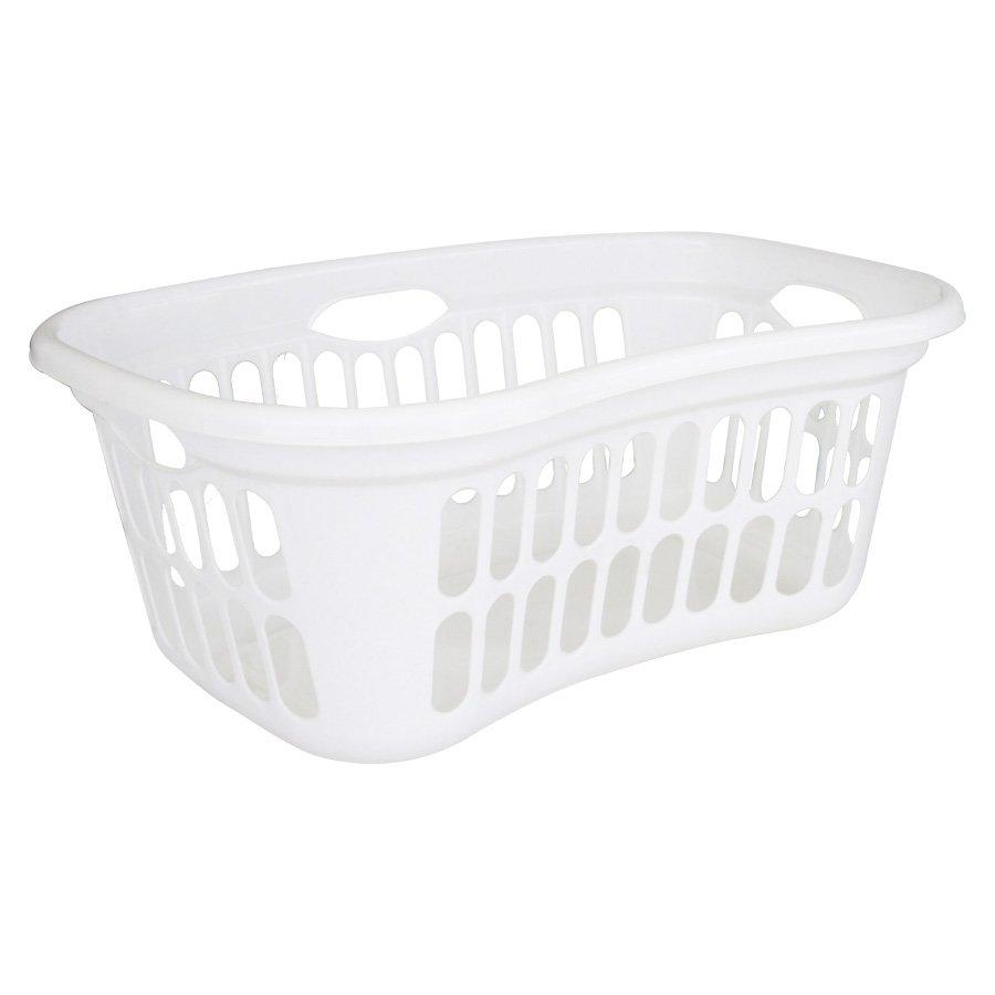 HX-7023 Laundry Basket - White