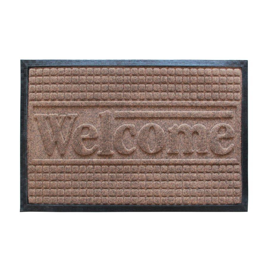 MX1031 Light Brown Door Mat
