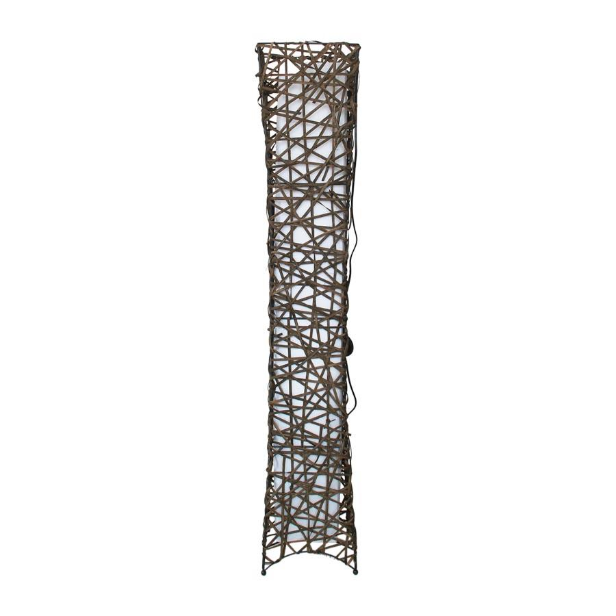 F-20499-1 Bamboo Floor Lamp