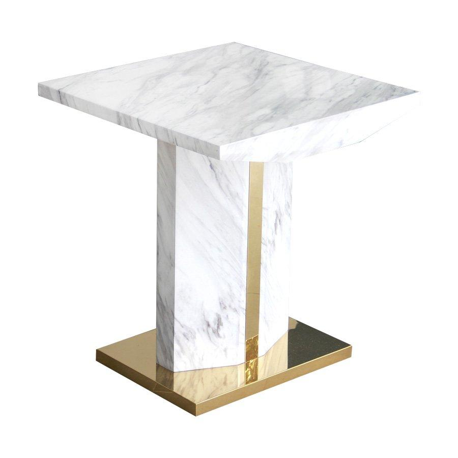 Dilaurentis Side Table - Mandaue Foam