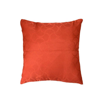 YW-PA-7006Orange fan pillow case 43x43cm