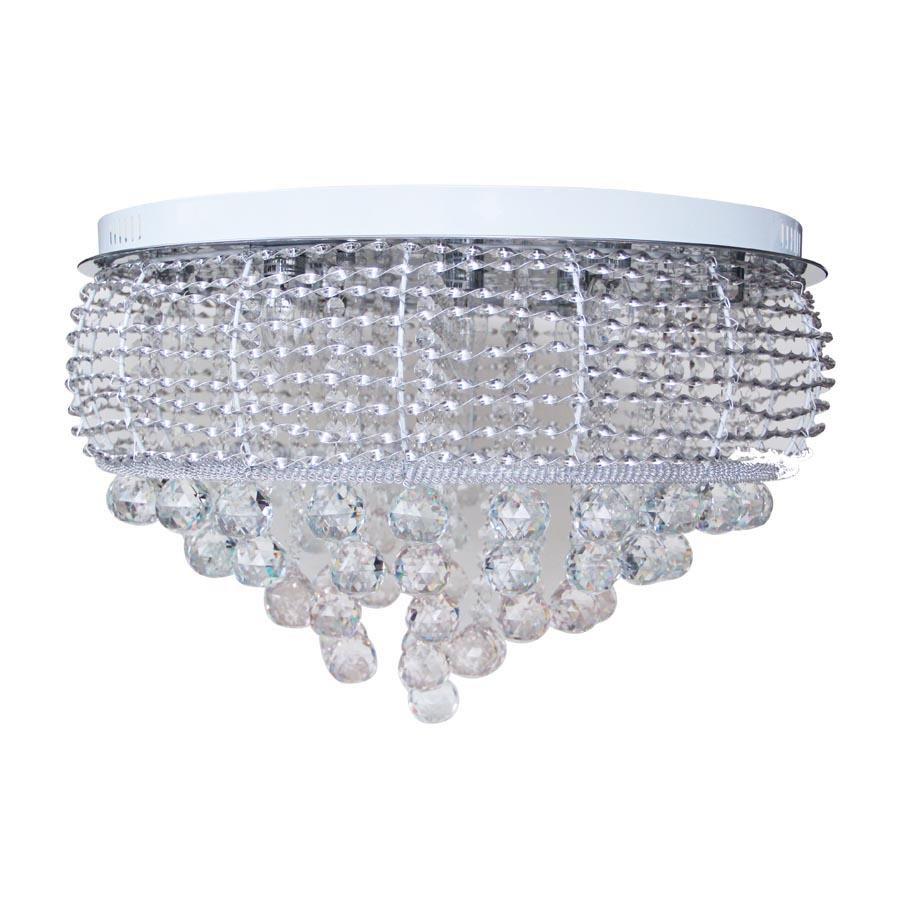 19609/12 LED Chandelier 60cm - Mandaue Foam