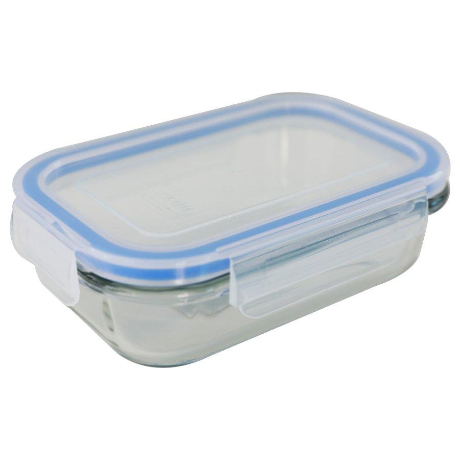 LREL Rectangle Food Container With Lid