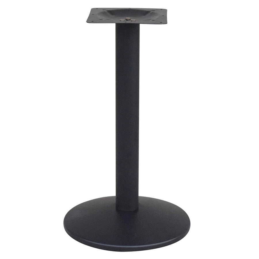 Jacob Restaurant Table Leg - Black