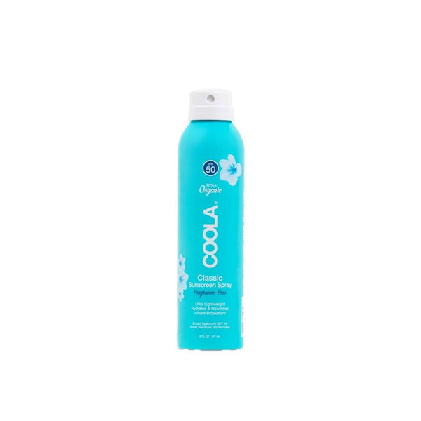 SPF 50 Body Spray Unscented
