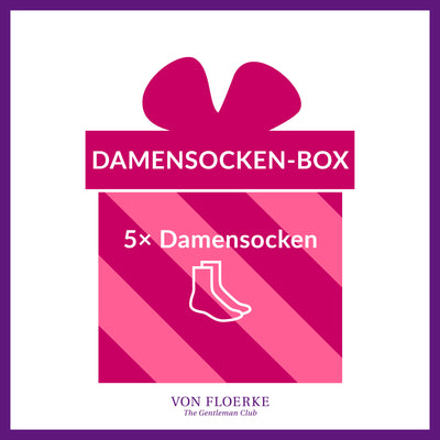 Damensocken Box