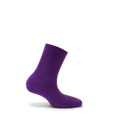 Damensocken Purple