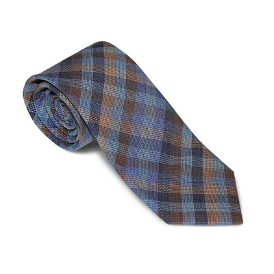 "Krawatte ""Tartan Check"" – Made in Germany"