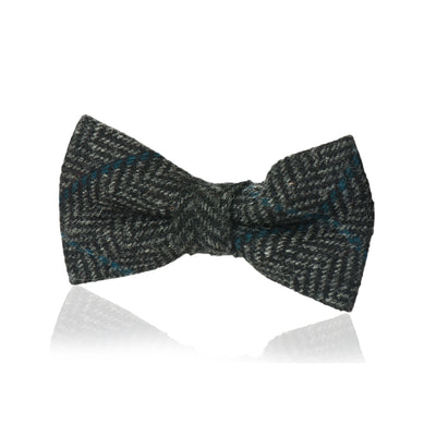 Tweed Fliege Classic Herringbone