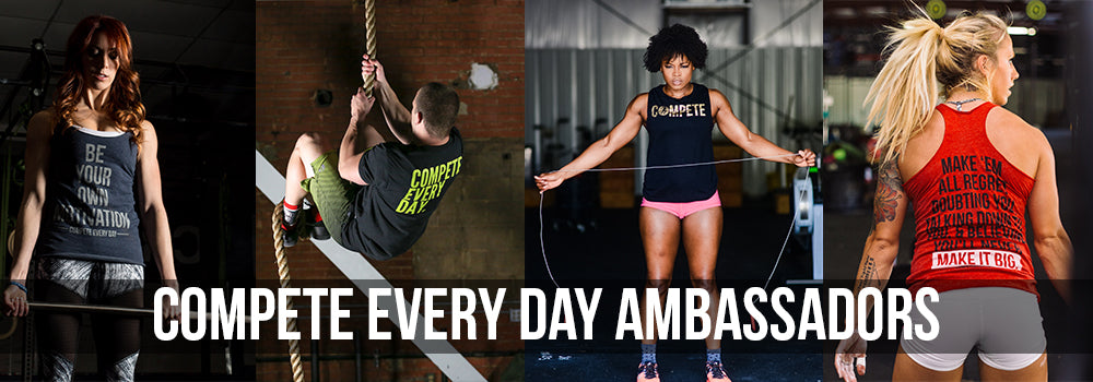 Compete Every Day Ambassador Program