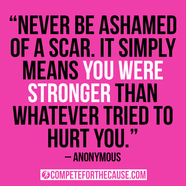 Motivational quotes to fight cancer