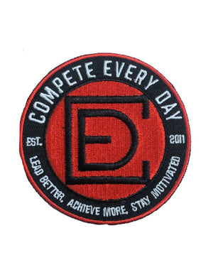 LEAD (Velcro Patch)