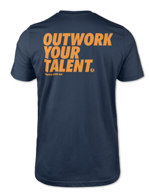Outwork Your Talent