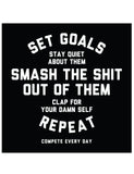 Set Goals (Sticker)