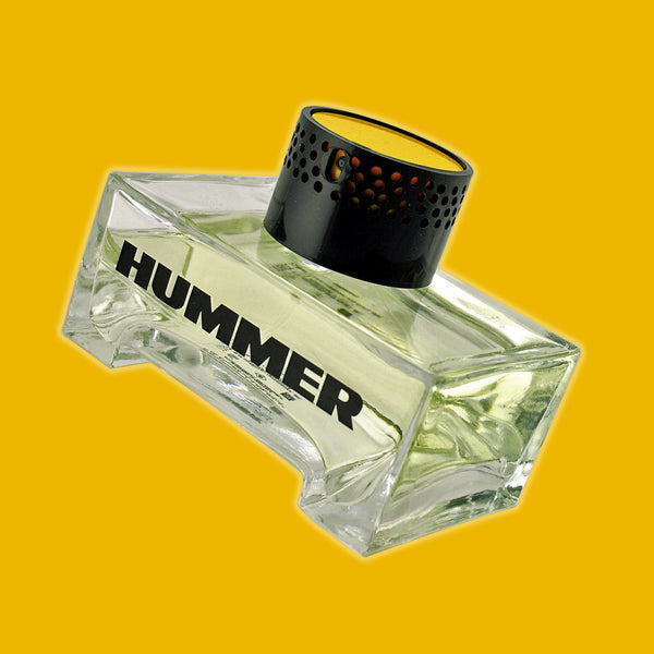 Hummer Cologne And The Color Yellow