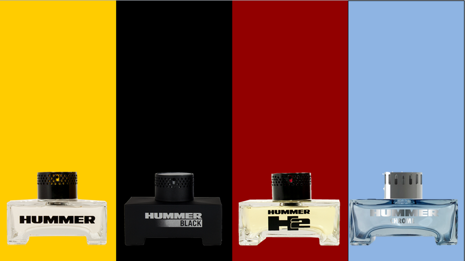 What Colognes Does Hummer Make?