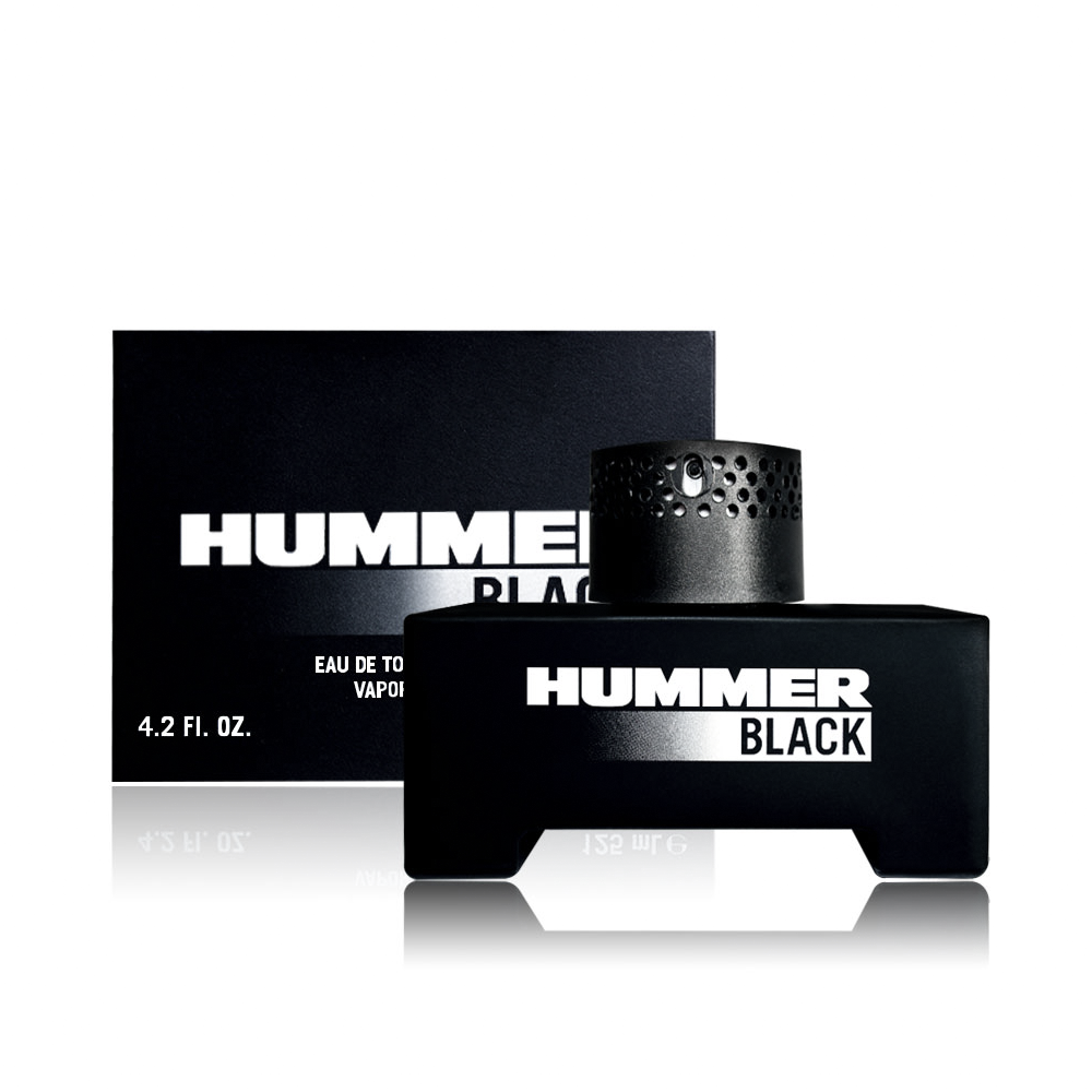 Hummer Black 4.2 oz / 150 ml EDT Spray