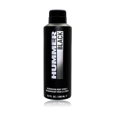 Hummer Black Deodorizing Body Spray
