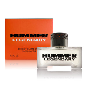 Hummer Legendary 4.2 oz / 125ml EDT Spray
