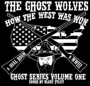 "Ghost Series 7"" Vinyl #1 - How The West Was Won: Love To Blaze Foley"