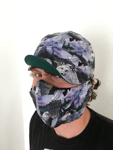 Mask & Welder Cap - matching set!