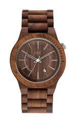 Assunt Nut Wood Watch