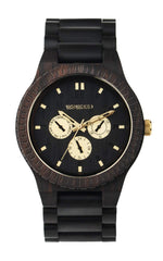 Kappa Black RO Wood Watch