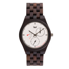 Rider Wood Watch