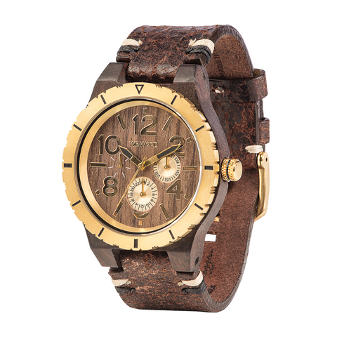 Kardo MB Wood Watch