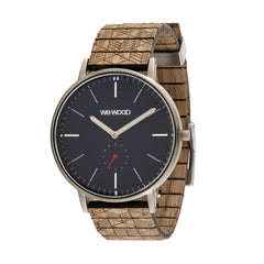 Albacore Titanium Wood Watch