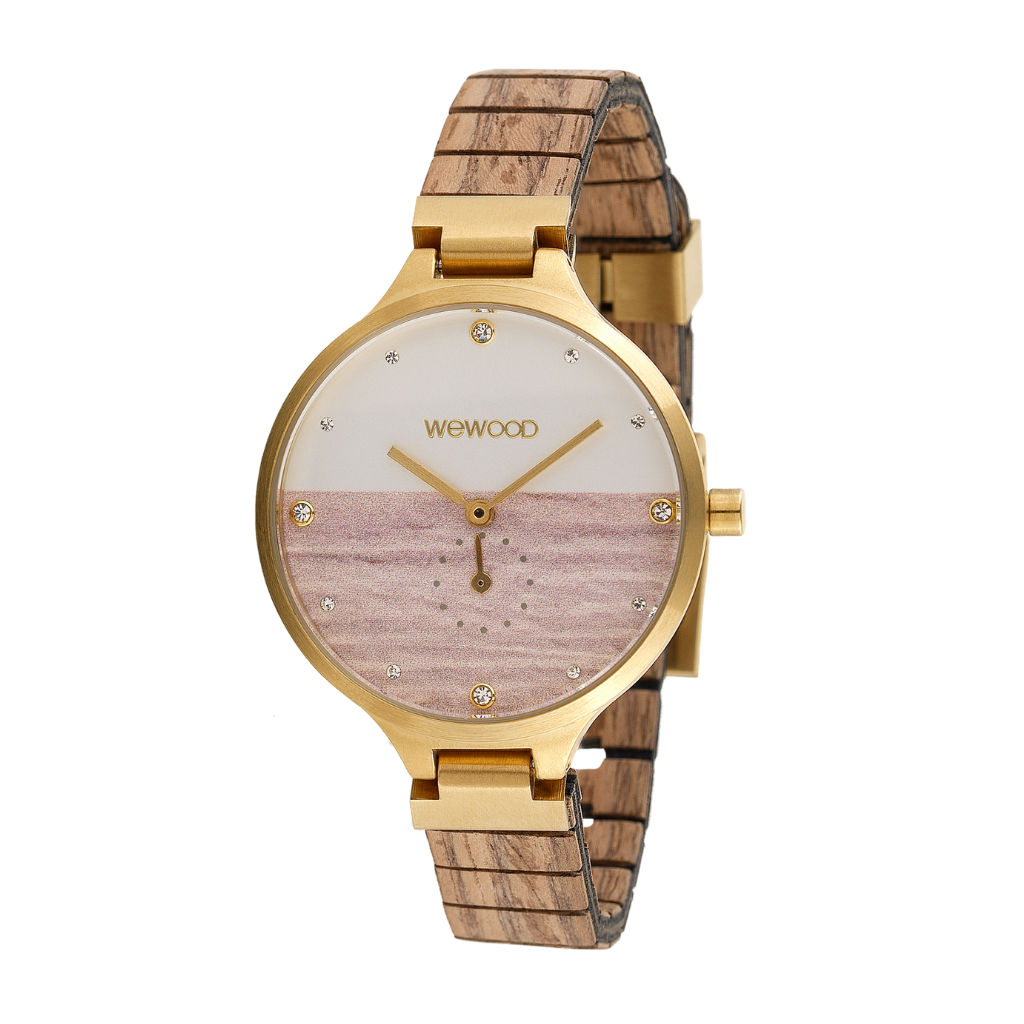 Brigitte Wood Watch