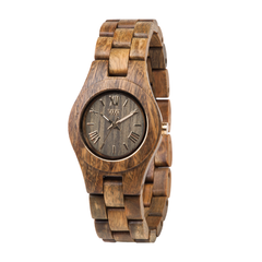 Criss Wooden Watch