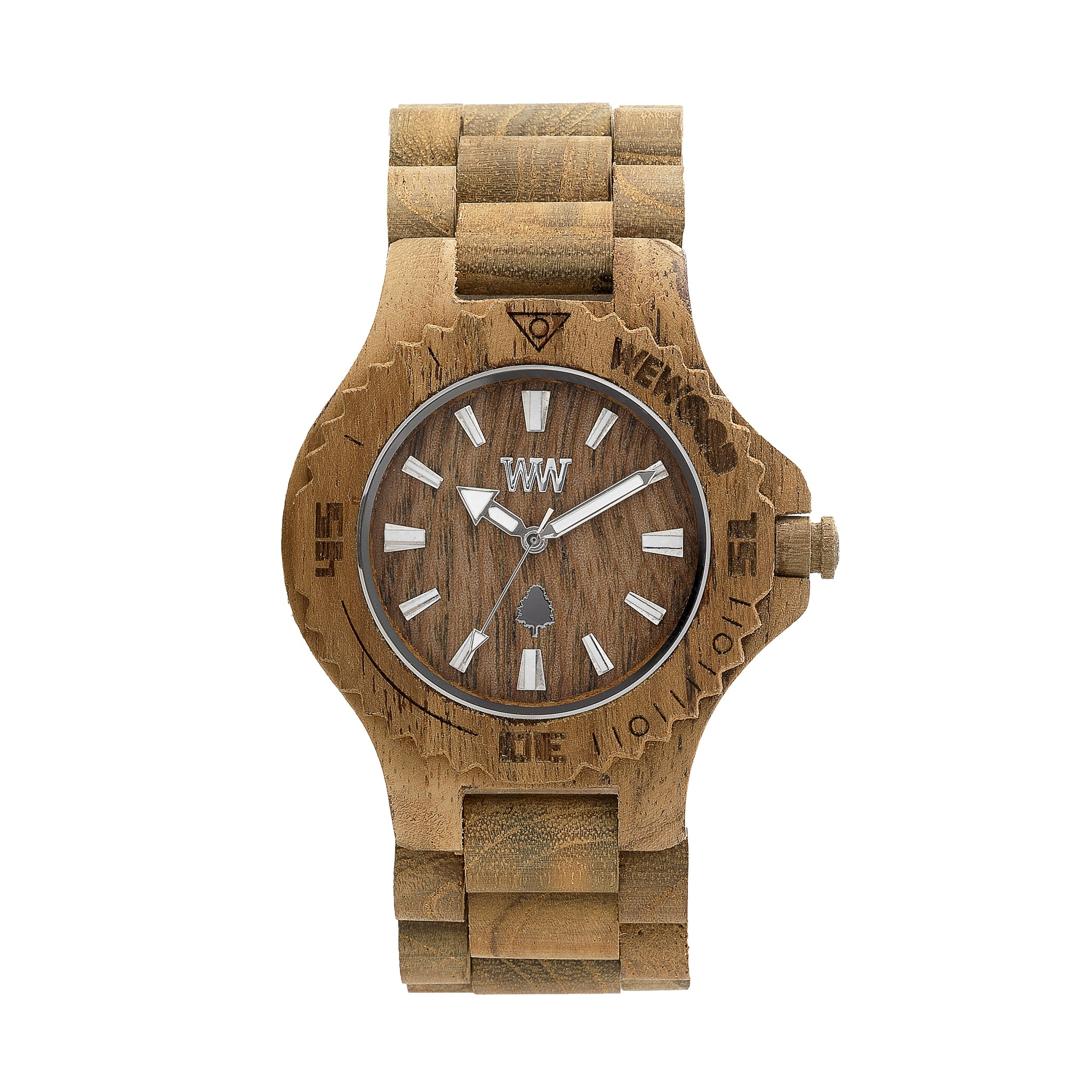 Date Wood Watch