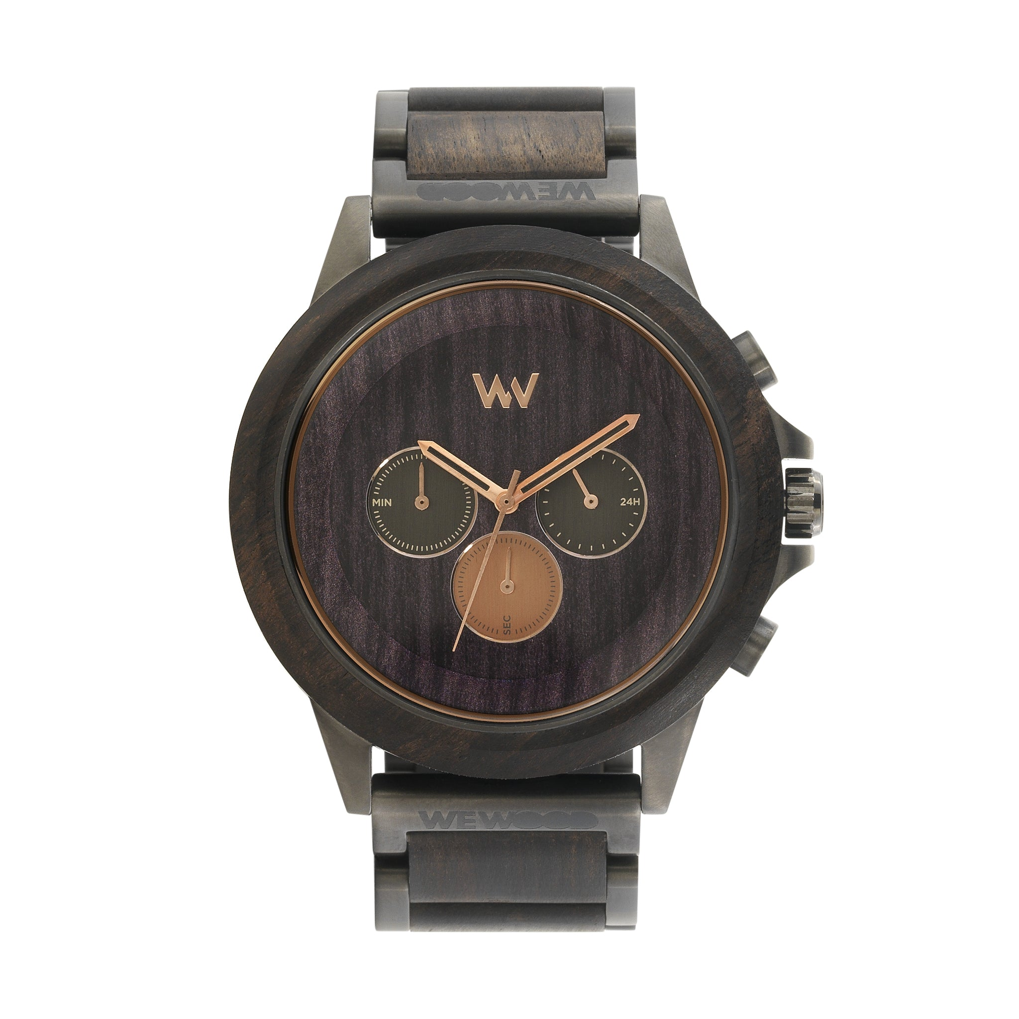 Ethereum Wood Watch