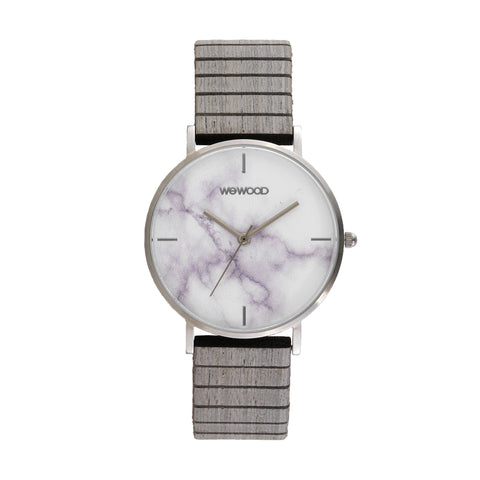 Aurora Marble Wood Watch