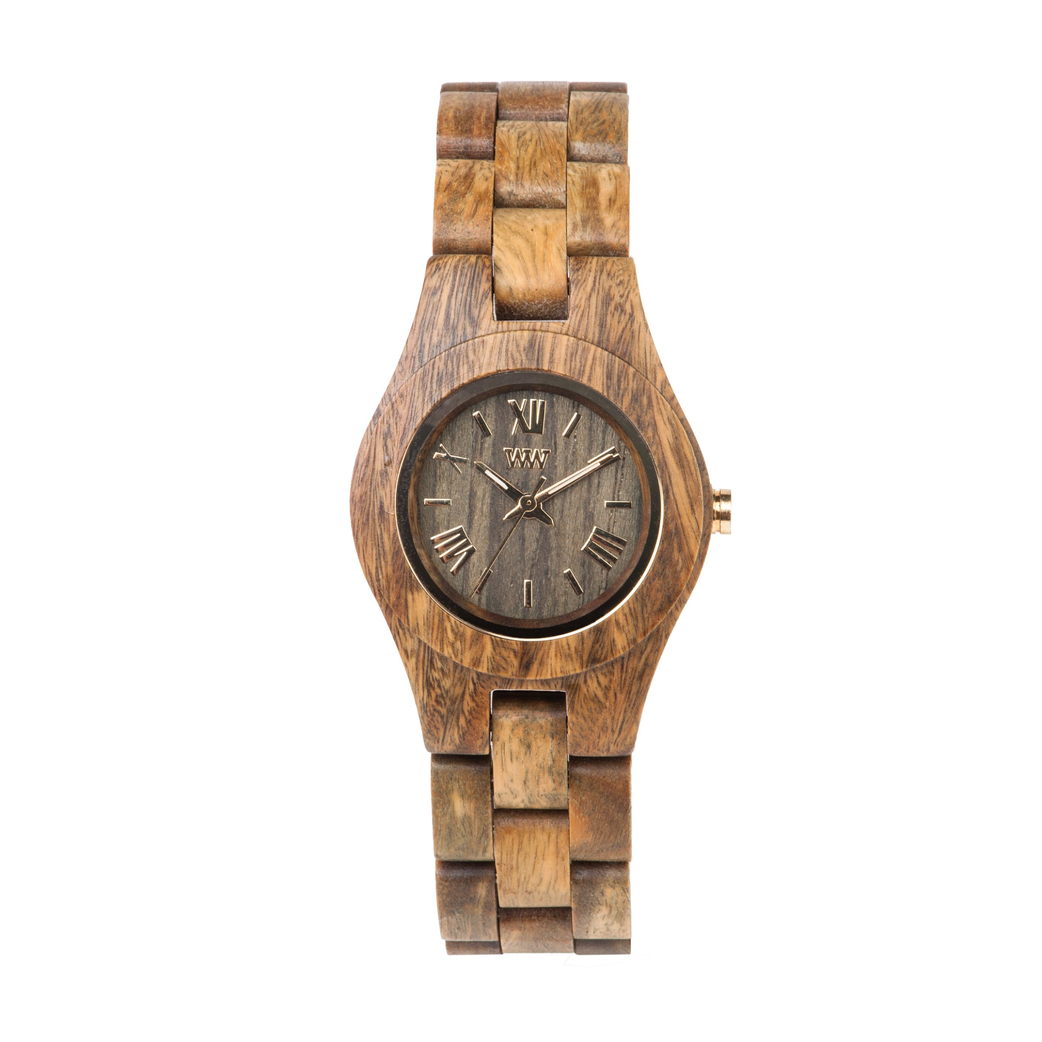 Criss Wood Watch
