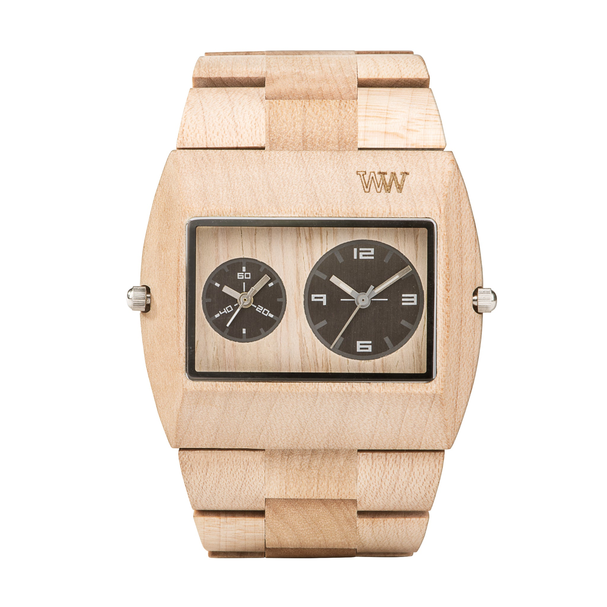 c5b5de47f155 Jupiter Wooden Watch