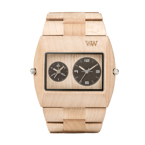Jupiter RS Wood Watch