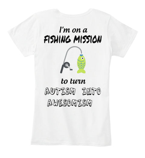 Fishing for Autism